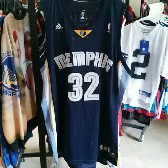 f00b1c3267d adidas Other - OJ MAYO MEMPHIS GRIZZLIES THROWBACK JERSEY